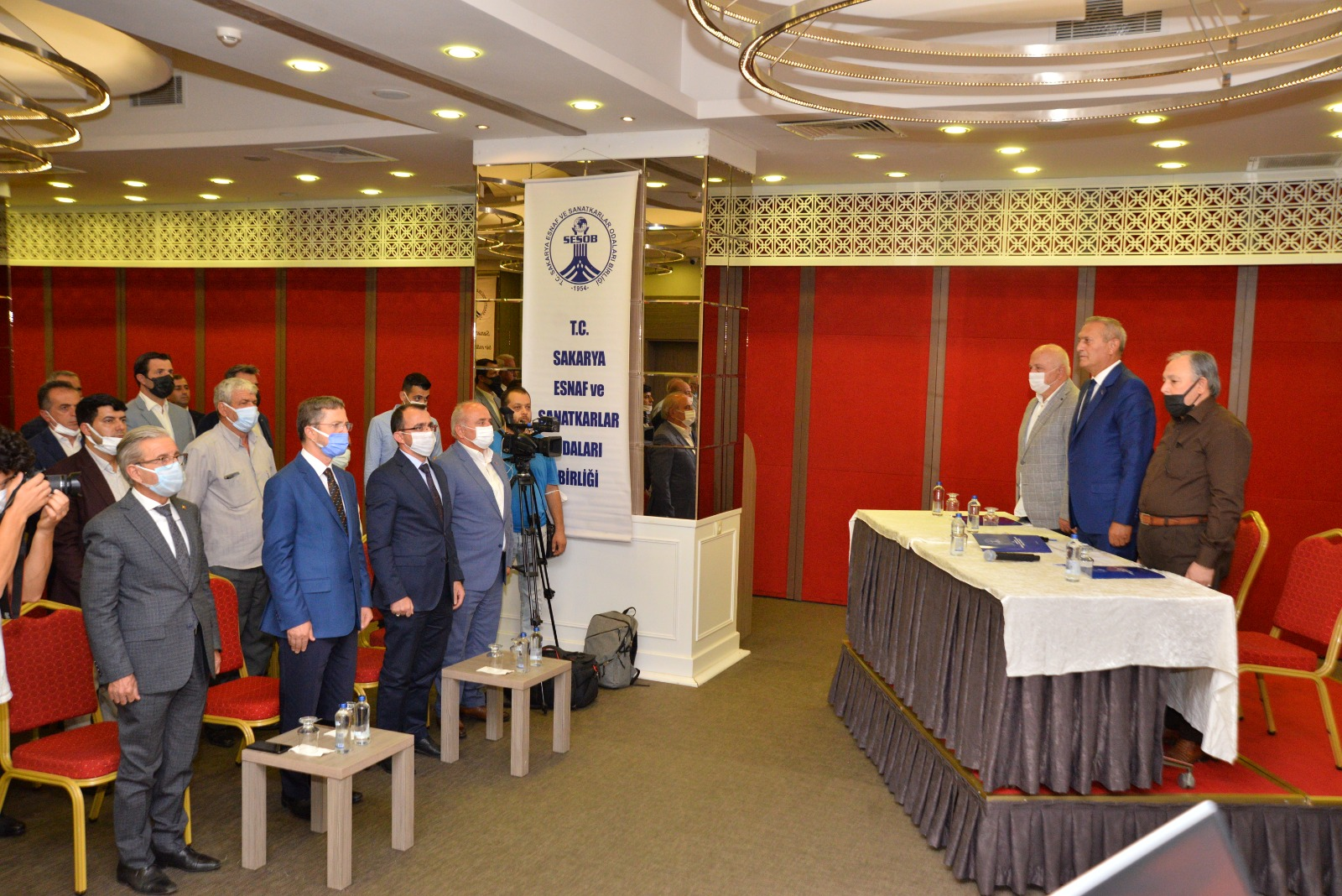SESOB Başkanlar Kurulu Toplandı